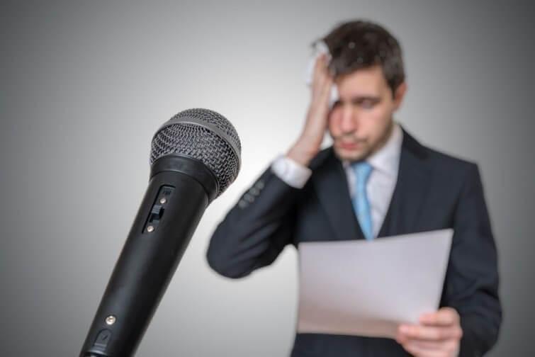 Tratamiento para el Miedo a hablar en público