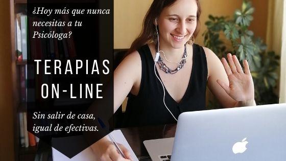 Terapia OnLine / Terapia Psicológica On-Line